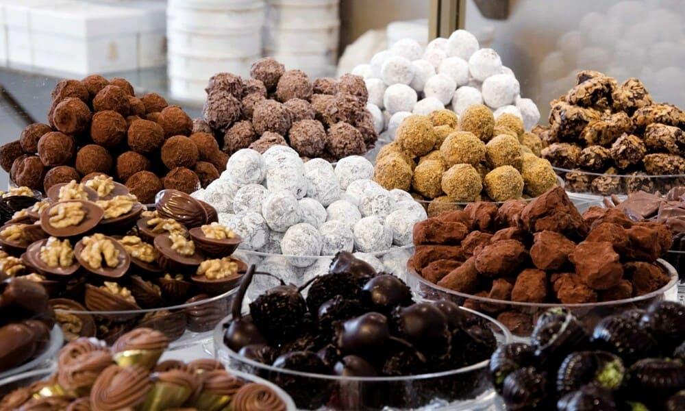 В Бельгии столицей шоколада считается Брюгге